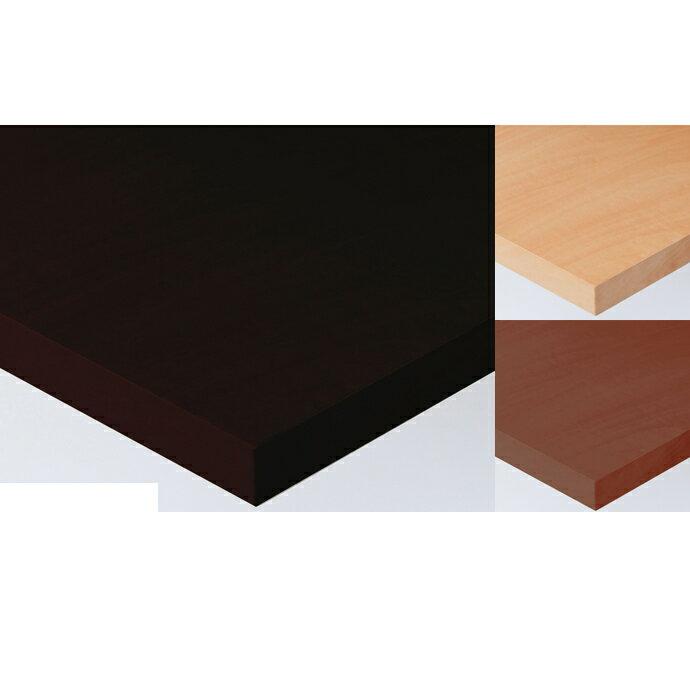 【 テーブル天板のみ 】テーブル天板 天然木 シナ突板 共巻き仕上げ T-0041 W600×D600×t40 【 テーブル天板 パーツ 机 DIY 】