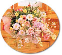 優しさと温かみの花束