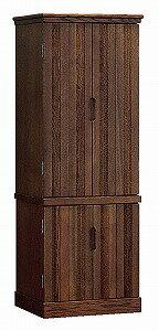 モダン仏壇 はまなす 45号 アッシュ ダーク色 45号 高さ135×幅49×奥44cm