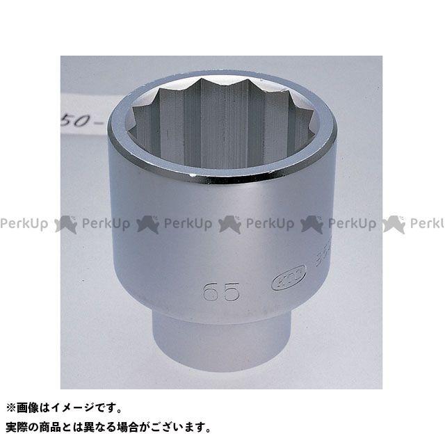 送料無料 KTC ケーティーシー ソケット B50-63(25.4SQ) ソケット(十二角)
