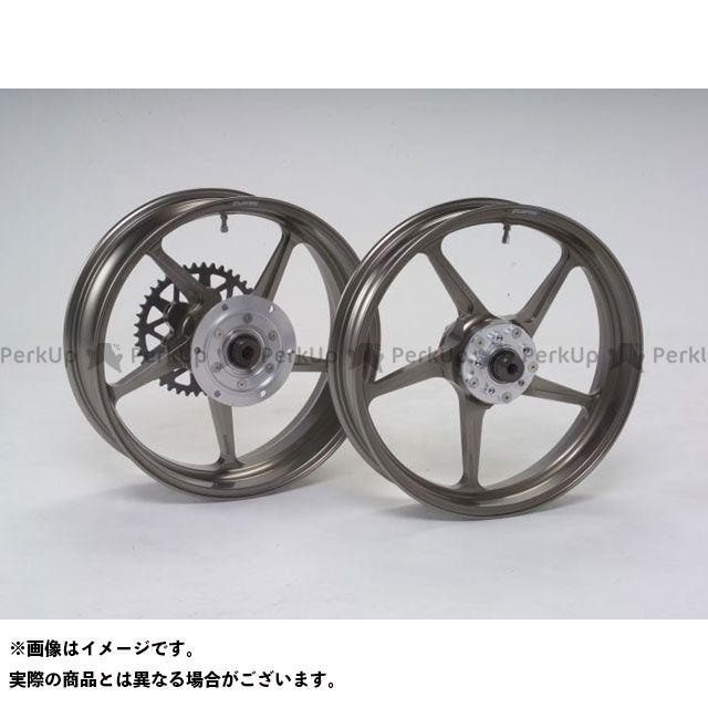 【送料無料】GALESPEED TYPE-C フロント(350-17) カラー:ブロンズ GPZ900R