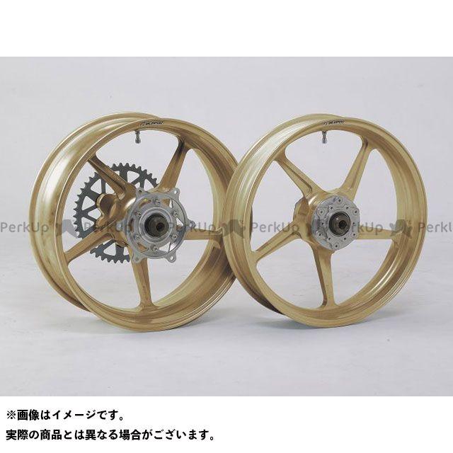 【送料無料】GALESPEED TYPE-C フロント(350-17) カラー:ゴールド GPZ900R