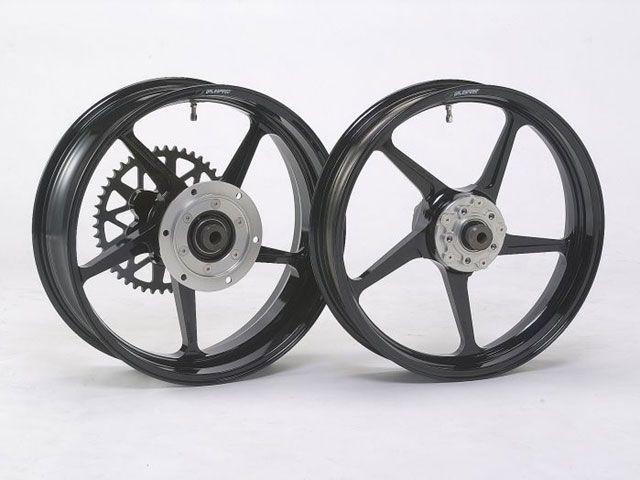 【送料無料】GALESPEED TYPE-C フロント(350-17) クォーツ仕様 カラー:ブラックメタリック ZZR1100