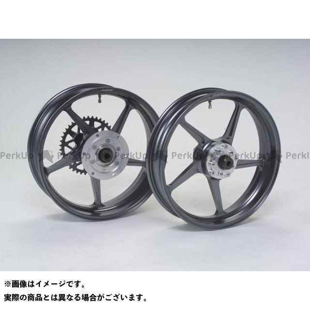【送料無料】GALESPEED TYPE-C フロント(350-17) カラー:ガンメタリック Ninja ZX-12R