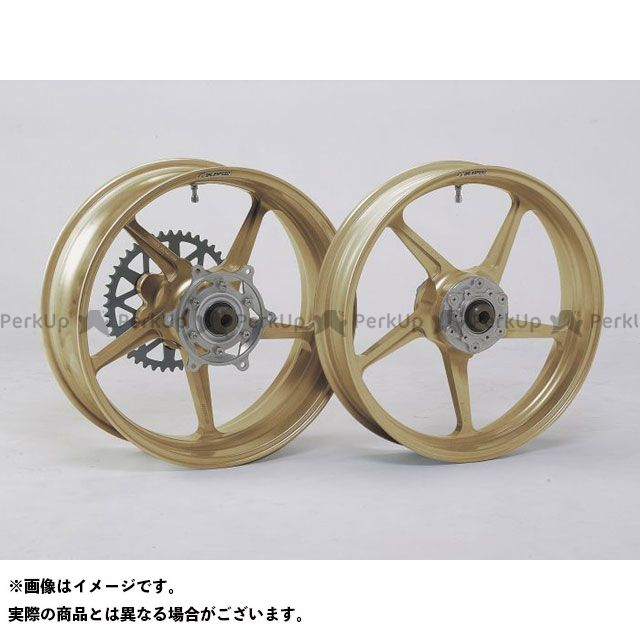 【送料無料】GALESPEED TYPE-C フロント(350-17) カラー:ゴールド