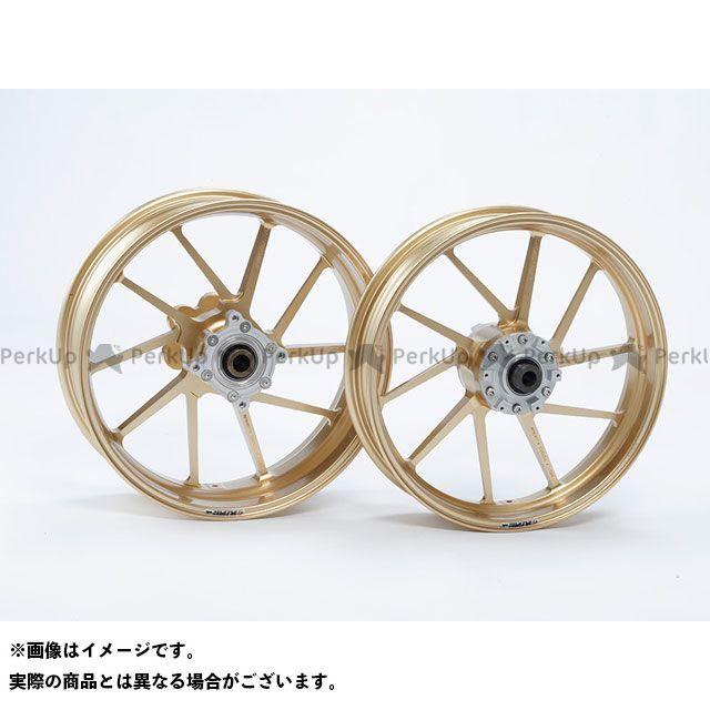 【送料無料】GALESPEED TYPE-R フロント(350-17) カラー:ゴールド GPZ900R