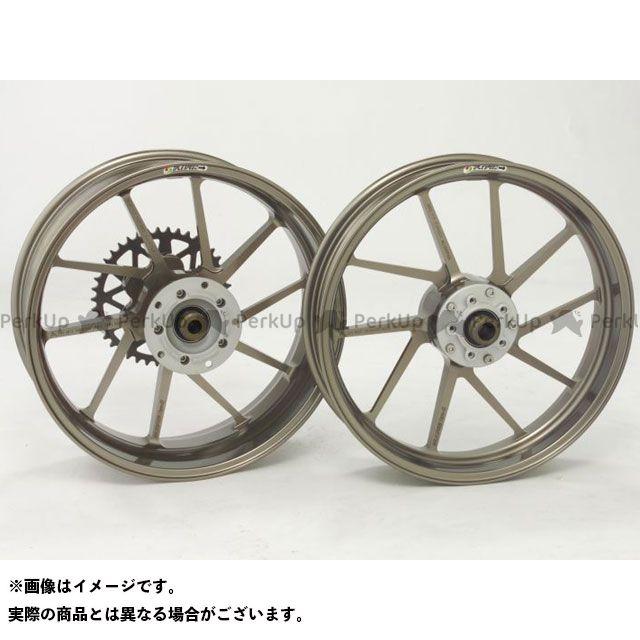 【送料無料】GALESPEED TYPE-R フロント(350-17) カラー:ブロンズ ZZR1100