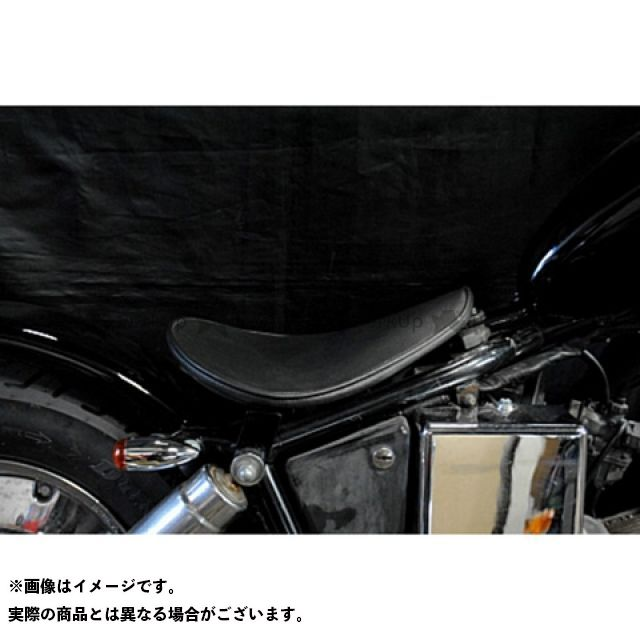 人気大割引 部品屋K&W JAZZ50 フラットフェンダー用ソロシートKIT(プレーン) カラー:薄茶 JAZZ