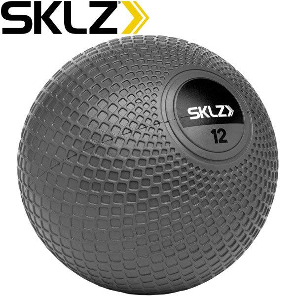 ☆スキルズ SKLZ フィットネス トレーニング メディシンボール 12ポンド(約5.4kg) MED BALL (12-LB)