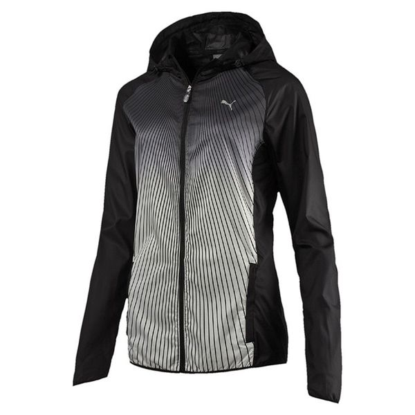 ○16FH PUMA(プーマ)  Packable Woven Jacket W  514883-01 レディース
