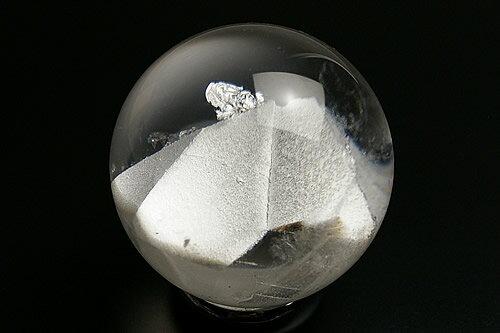 超レア品!36mm貫入水晶丸玉プレミアムグレード