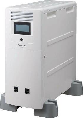 [蓄電池]パナソニック(株)エコソリューショ Panasonic リチウムイオン蓄電システム 5kWh LJ-SF50AK1 1台【774-8779】【代引不可商品】【別途運賃必要なためご連絡いたします。】