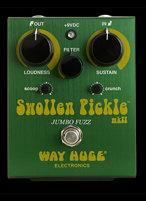 Dunlop/WayHugeElectronics WHE-401 SWOLLEN PICKLE MK-II 【送料無料】【smtb-KD】【RCP】:-p2