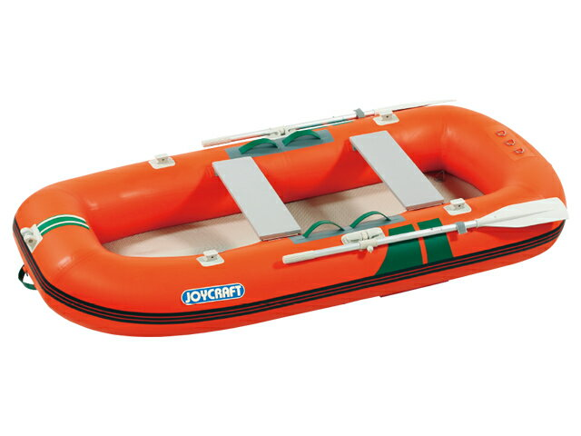 ジョイクラフト(JOYCRAFT)☆ゴムボート KE-275(4人乗り)【お取り寄せ商品】【北・沖 除き送料無料】