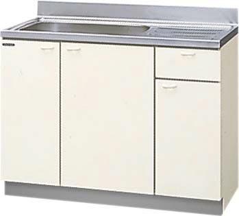 *クリナップ*KCT-105MTF/KCZ-105MTF 流し台 木キャビキッチン クリンウッドシリーズ 点検口付