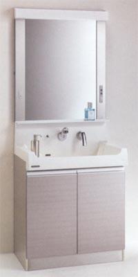 *クリナップ*BSP75SY+M-751WSP 洗面化粧台 S[エス]シリーズ [間口75cm]