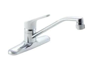*INAX* キッチン用[キッチンシャワー付] シングルレバー混合栓 ノルマーレ SF-HE434S[N]