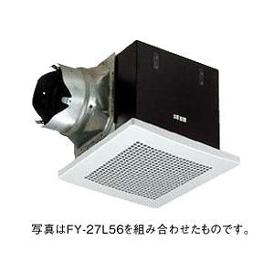 *パナソニック*FY-27BKA7 天井埋込形換気扇 ルーバー別売タイプ