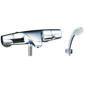 *INAX*BF-J147TNSC サーモスタット付シャワーバス水栓 エコフルスプレーシャワー[メッキ仕様] 寒冷地用【送料・代引無料】