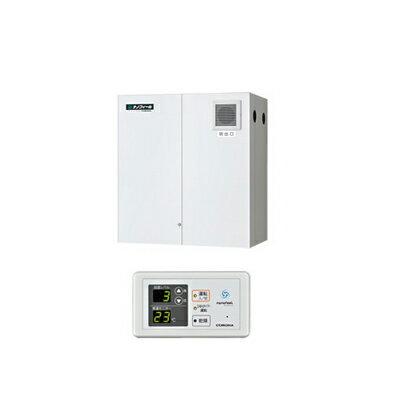 *コロナ*CNF-K2000A ナノフィール nanofeel 多機能加湿装置 [加湿・除菌・空清・消臭] 壁掛型タイプ ナチュラルクラスター【送料無料】