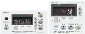 [144]*ノーリツ*RC-8001P マルチリモコンセット インターホン機能付