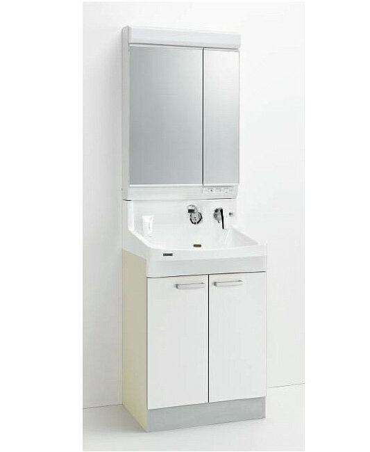 *クリナップ*ファンシオ 洗面化粧台セット 間口60cm M-602PF+BPF[H/L]60TMY 開きタイプ