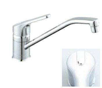 *INAX* キッチン用シングルレバー混合栓 クロマーレ[エコハンドル] SF-HB420SYX[N]