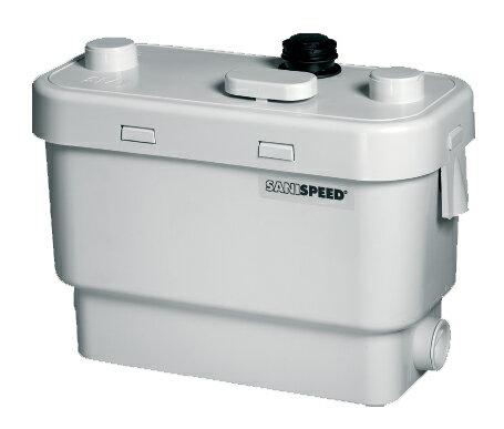 *SFA*SSP-100 排水圧送ポンプ サニスピード 雑排水専用【送料・代引無料】