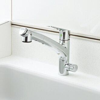 *トクラス*AWJ401HSK2 水栓一体型浄水器 ハンドシャワータイプ カートリッジ付[JC401]  [AWJ401HSKと同等品]