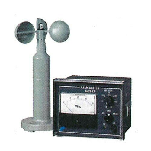 【送料無料】小型風杯型パルス式風速計 No.26-SPK 気象庁検定付 大田計器