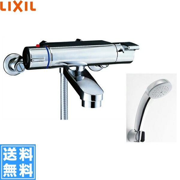 リクシル[LIXIL/INAX]シャワーバス水栓[サーモスタット][ヴィラーゴシリーズ][寒冷地仕様]BF-2147TKNSC【送料無料】