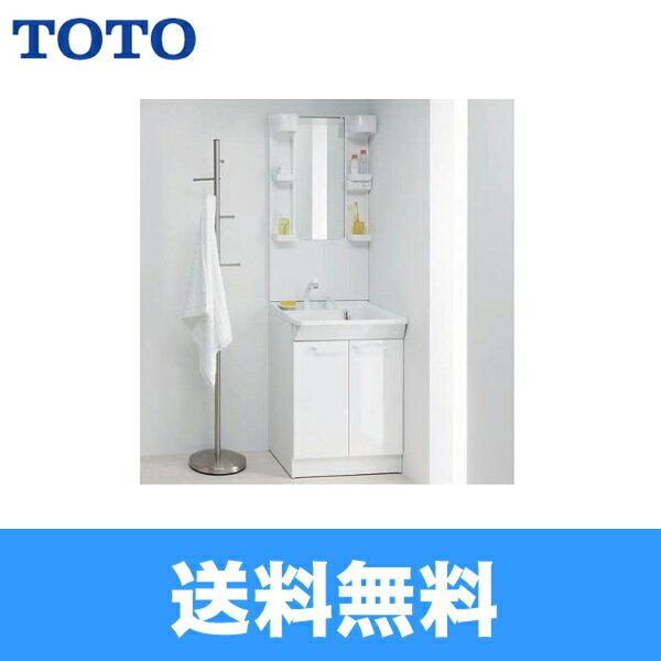 TOTO[Vシリーズ]洗面化粧台ミラーセット8合計2点[セット間口600mm]【送料無料】