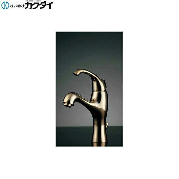 カクダイ[KAKUDAI]シングルレバー混合栓183-110【送料無料】