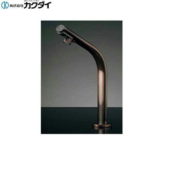 【フラッシュクーポン対象ショップ】カクダイ[KAKUDAI]小型電気温水器(センサー水栓つき)//ブロンズ239-002-3【送料無料】