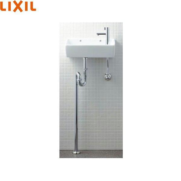 �フラッシュクー�ン対象ショップ】リクシル[LIXIL/INAX]狭�手洗シリーズ手洗タイプ[角形]L-A35HB[床給水/床排水(Sトラップ)][�イパーキラミック]��料無料】
