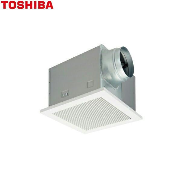 【フラッシュクーポン対象ショップ】[DVF-T23RVYDA]東芝[TOSHIBA]ダクト用換気扇インテリア格子タイプ低騒音形【送料無料】