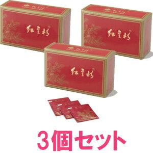 【送料無料!期間限定・お得なクーポン付き】【送料無料】紅豆杉茶60g 3個セット(2g×30包)