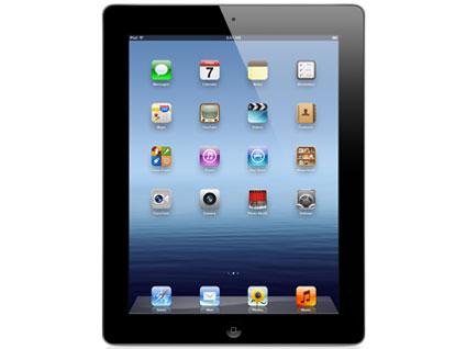 【中古】【安心保証】 iPad3[WiFi 64GB] ブラック
