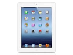 【中古】【安心保証】 SoftBank iPad3[セルラー16GB] ホワイト