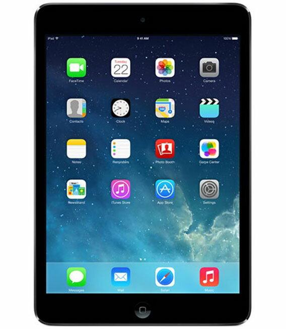 【中古】【安心保証】 docomo iPadmini2[セルラー32GB] グレイ