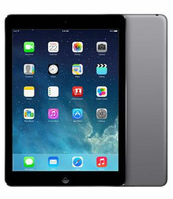 【中古】【安心保証】 docomo iPadAir_5[セルラー32GB] グレイ