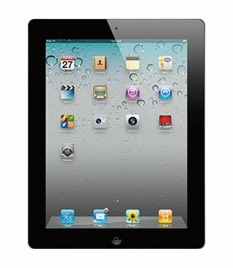 【中古】【安心保証】 SoftBank iPad2[3G 64GB] ブラック