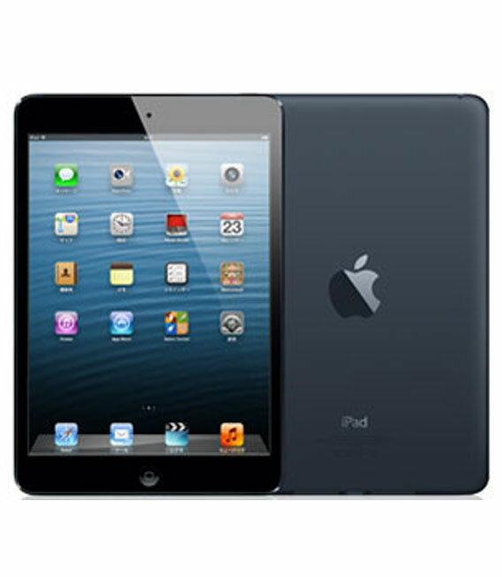 【中古】【安心保証】 iPadmini1[WiFi 32GB] ブラック