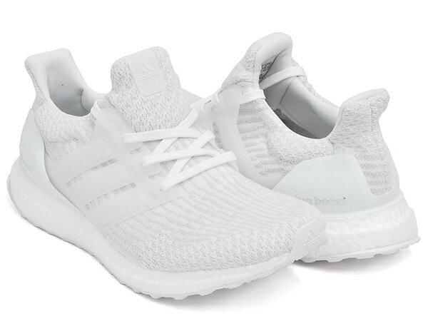 adidas ULTRA BOOST W''TRIPLE WHITE''【アディダス ウルトラ ブースト ウィメンズ】【レディース ガールズ 女性 サイズ】WHITE / WHITE