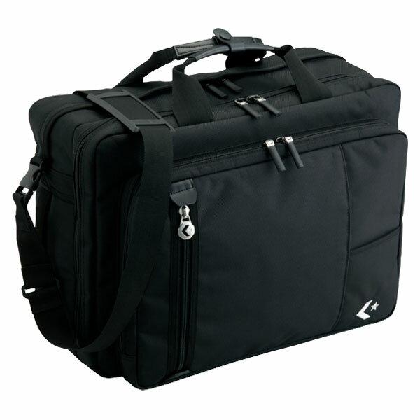 バッグ メンズ 大容量 コンバース CONVERSE C122411 スタッフバッグ PC収納 バッグ 書類収納 バスケットボール 遠征 部活  スポーツバッグ レディース 送料無料