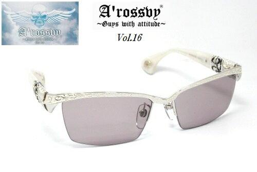 ★ロズヴィー/ロズビー(A'rossby)Vol.16【209251513】サングラス【限定生産品】