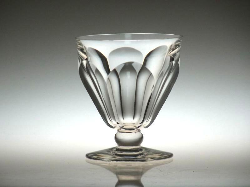 オールド バカラ グラス ● タリランド 赤ワイン グラス 8.5cm クリスタル 旧モデル 廃盤 Talleyrand