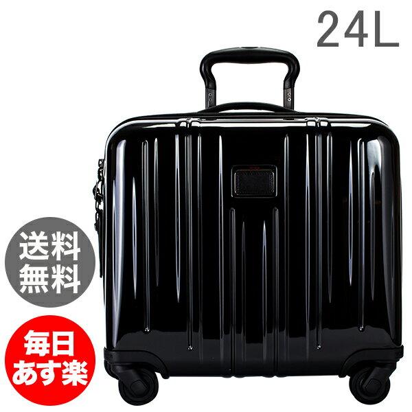 TUMI トゥミ ブリーフケース 24L コンパクト・キャリーオン・4ウィール・ブリーフケース 0228004D ブラック Black キャリーケース キャリーバッグ
