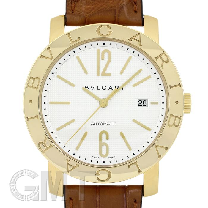 充実 ブルガリ ブルガリブルガリ ホワイト BB42WGLDAUTO BVLGARI 【新品】【メンズ】 【腕時計】 【送料無料】 【あす楽_年中無休】