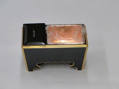 木質(黒面金)角香炉 6寸